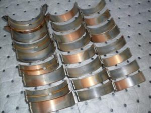 Engine Bearings - Enable Moving Parts To Spin Freely In The Engine