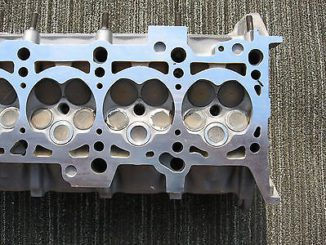 Resurfaced cylinder head