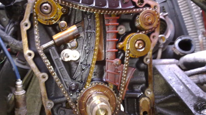 Timing Chain Noise