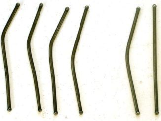 bent-pushrods