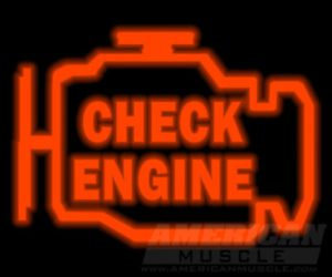 Engine Surging or Misfiring
