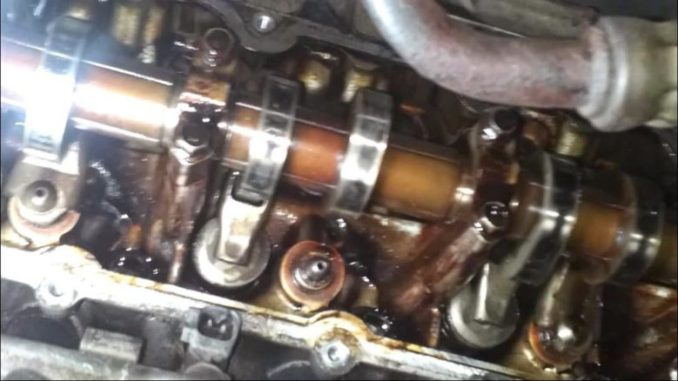 Dannys Auto Parts >> Rocker arm dislodging with valve seat falling out