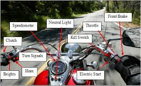 Motorcycles Controls