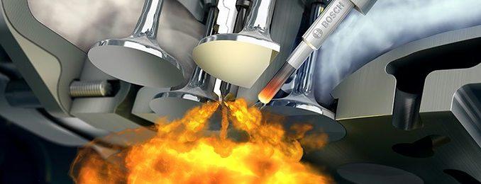 Firing Fuel Injector