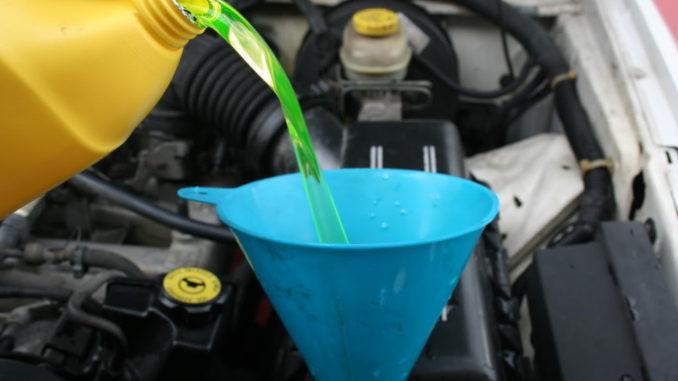 Antifreeze-Coolant