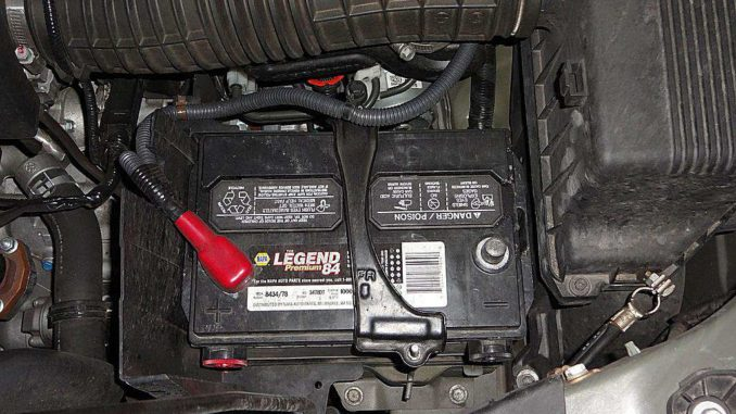 Car Battery Disconnect