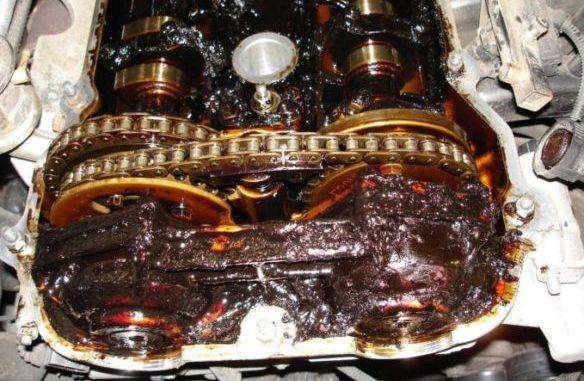 Engine Sludge 4.7