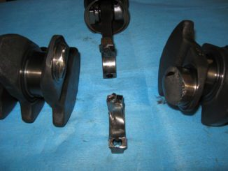 Crankshaft Damage