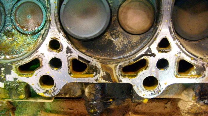 Cylinder Heads Gasket Leaks