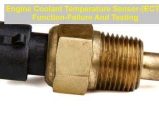 Engine Coolant Temperature Sensor-(ECT)