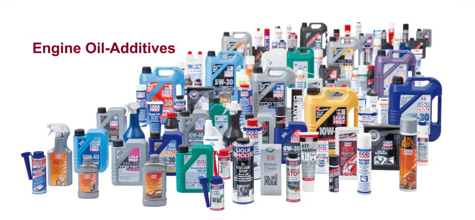 Engine Oil Additives -This Is A Subject Of Some Controversy