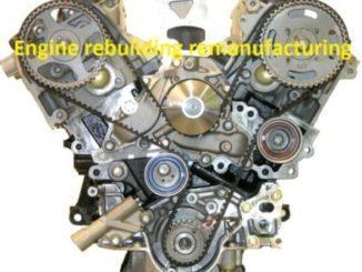 Engine Rebuilding