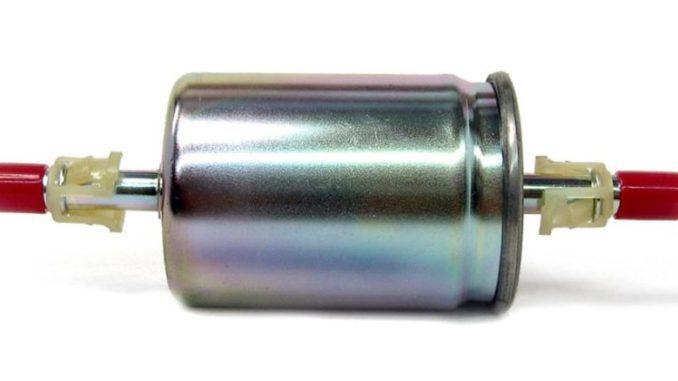 Fuel Filter X on Gas Fuel Filter Symptoms