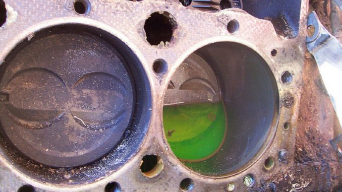 Internal Engine Coolant Leaks