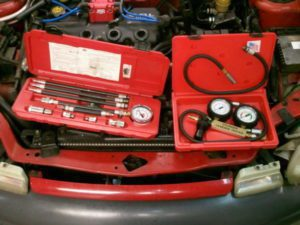 Engine Mechanical Testing