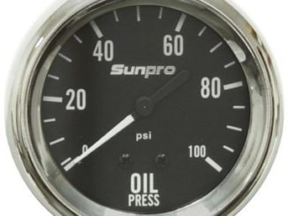 Low or high oil pressure