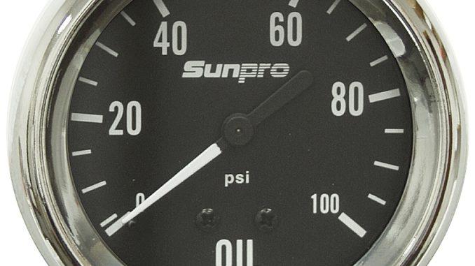 Low or high oil pressure