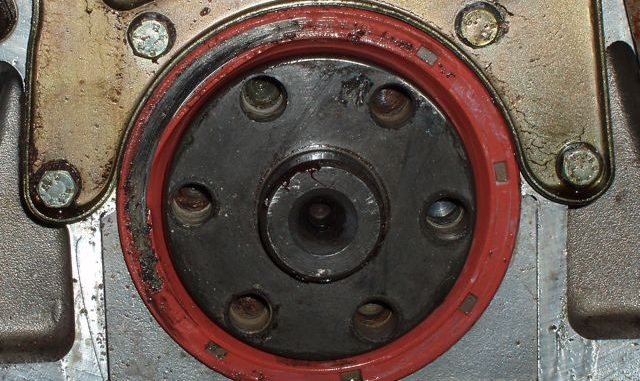 rear-seal-leaking