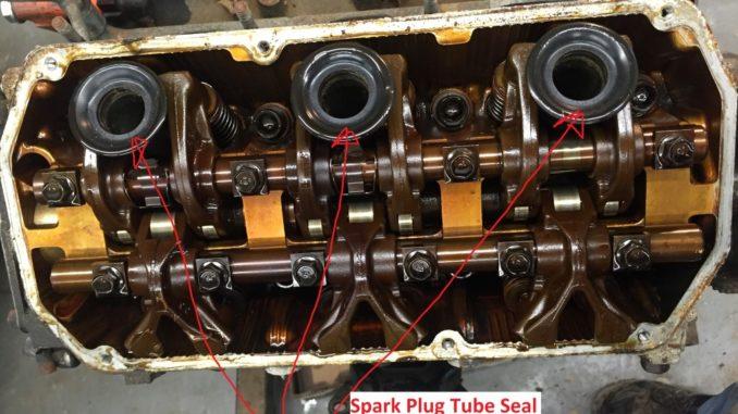 Spark Plug Tube Seals