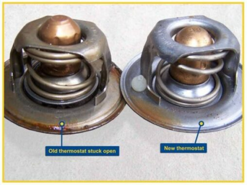 How To Start A Car With A Bad Fuel Pump >> Thermostat Issues - Is Your Coolant Flowing Properly
