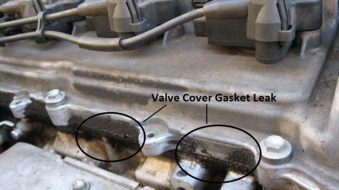 Valve Cover Leaks
