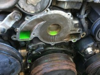 Water Pump Failure