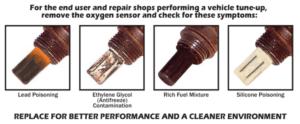 Oxygen Sensor Comparison