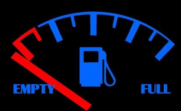 Poor fuel economy