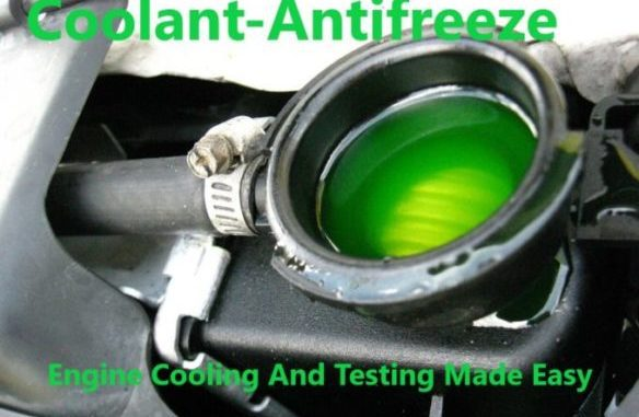 Coolant-Antifreeze - Engine Cooling And Testing Made Easy