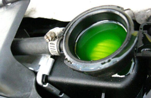 Coolant-Antifreeze