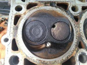 Leaking Exhaust Valve