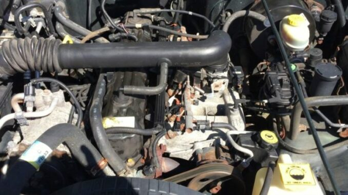 Dannys Auto Parts >> 4 Liter Jeep Engine-A Favorite Among Jeep Enthusiasts ...